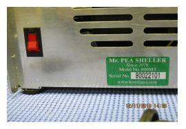 Pea Sheller
