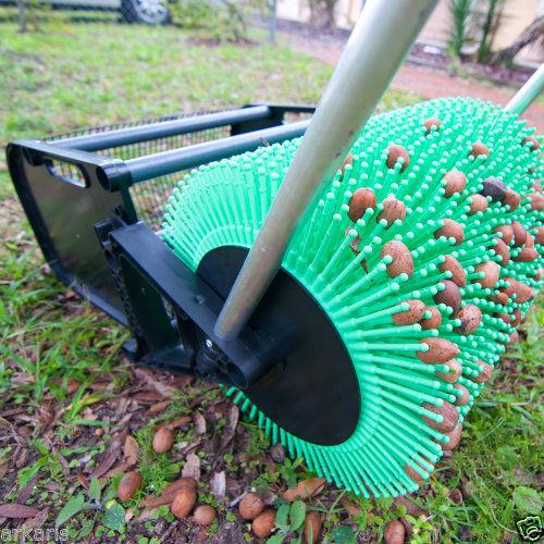 image of pecan roller picker up