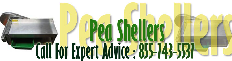 Pea Shellers and Parts
