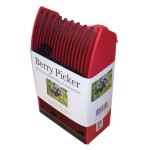 Berry Picker with Wire Comb