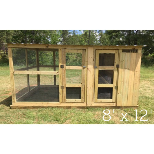 Lodge Chicken Coops