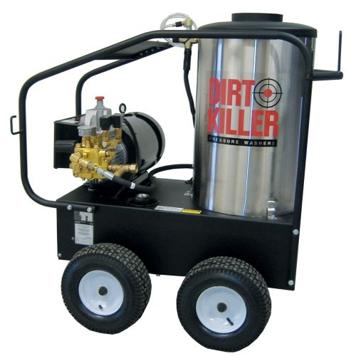 Dirt Killer E3000 Hot Water Single Phase Electric Pressure Washer
