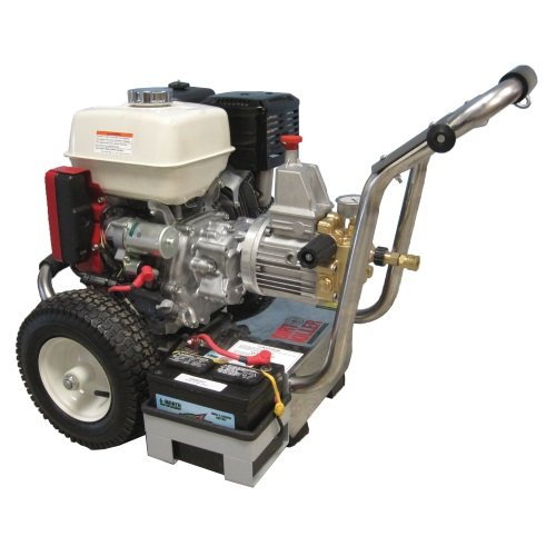 Dirt Killer H360E Cold Water Gas Pressure Washer