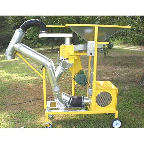 Nut Cleaning Machine for Pecans, Peanuts and English Walnuts