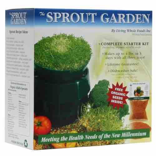 Sprout Garden 8557435537 855SHELLERCOM