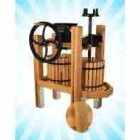American Harvester Cider Press & Grinder