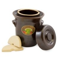 Handcrafted Fermenting Crocks from Czech Republic