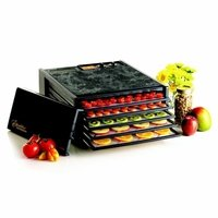 Excalibur 5 Tray Dehydrator with Timer (Model 3526TB)