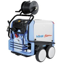 Dirt Killer Kranzle Therm Hot Water Electric Pressure Washer 1165 440V 3 Phase