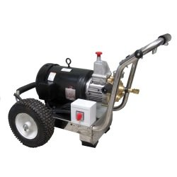 Dirt Killer E300 3-Phase Cold Water Electric Industrial Pressure Washer