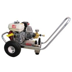 Dirt Killer H200 Cold Water Gas Industrial Pressure Washer
