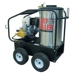 Dirt Killer H3612 Hot Water Gas Pressure Washer