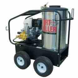 Dirt Killer H3612 Hot Water Gas Pressure Washer