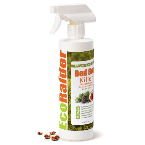 EcoRaider Bed Bug & Egg Killer Spray