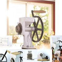 """Everything But the Kitchen Sink"" Country Living Grain Mill Bundle"