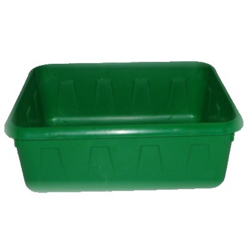 Set of 2 Pea Sheller Pans