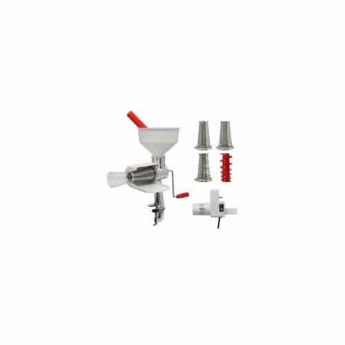 Victorio Food Strainer + Motor + Accessory Kit
